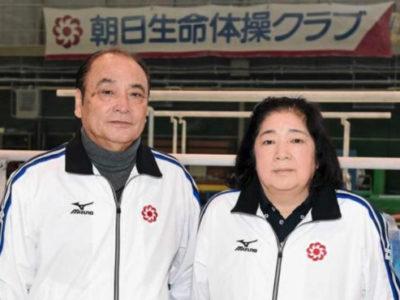 朝日生命体操クラブの写真