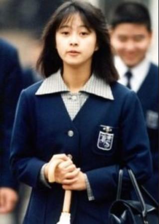 渡辺美奈代高校生