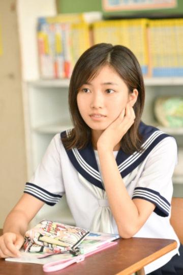 小野莉奈の中学生日記