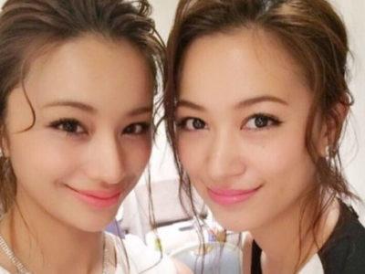 高橋メアリージュン姉と高橋ユウ妹が超似ててそっくり