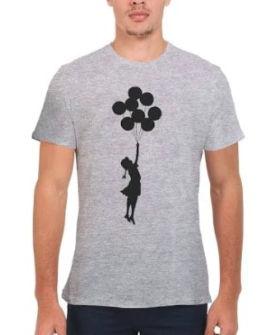 バンクシーTシャツ2