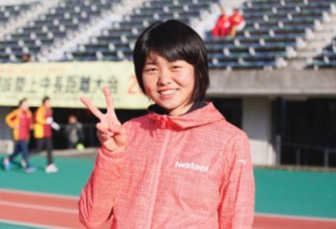 飯田怜選手11