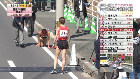 飯田怜選手12