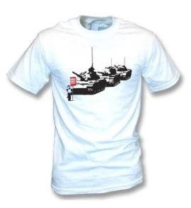 バンクシーTシャツ5