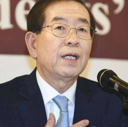 ソウル市長1