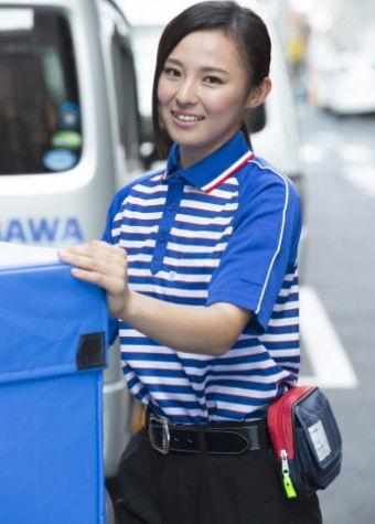 佐川女子4