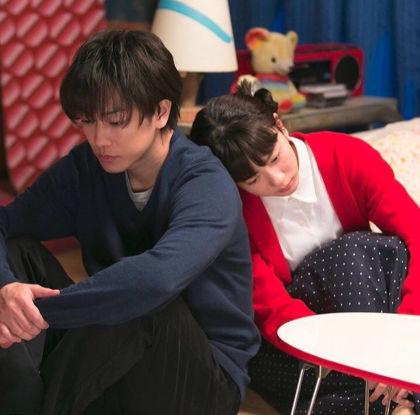 永野芽郁と佐藤健の半分青い