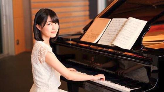 生田絵梨花のピアノは3歳から