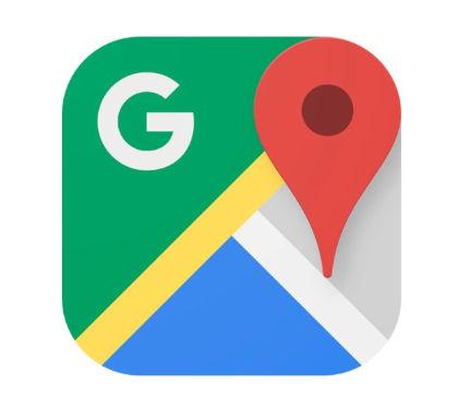 Googleマップのロゴ
