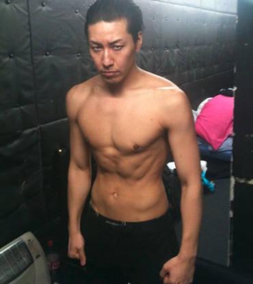 チョコプラ長田の筋肉がスゴい2