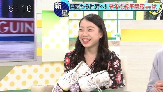 紀平梨花のフィギュアスケートはお金がかかる