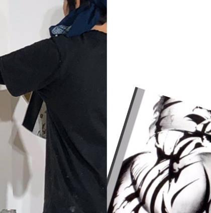 勝海麻衣の盗作疑惑の比較虎の画像4