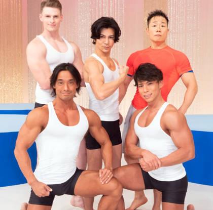 武田真治のNHKの筋肉体操