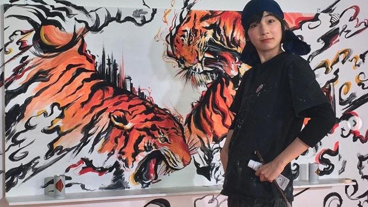 勝海麻衣の人物画のパクリ疑惑アイキャッチ