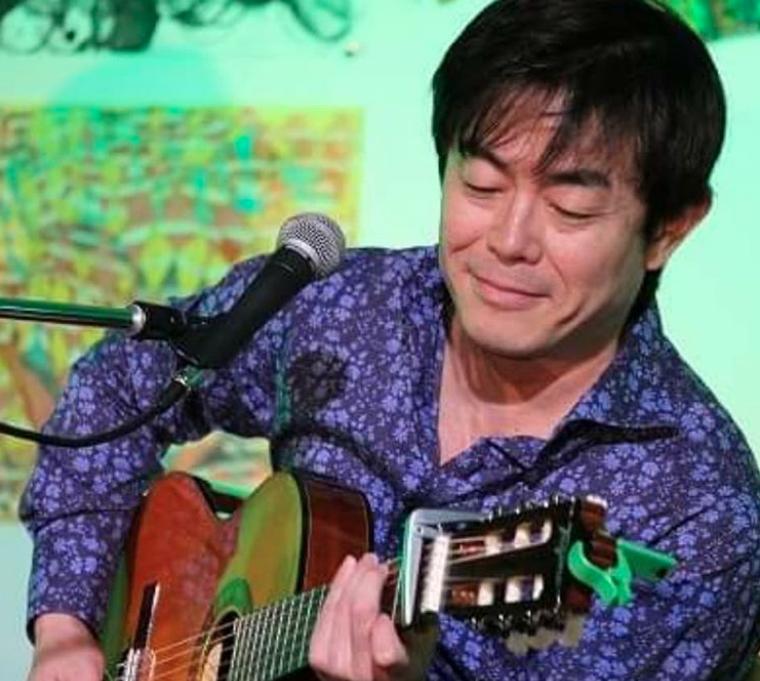 THE BOOMのボーカル宮沢和史
