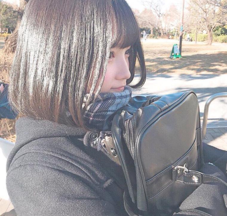 矢作萌夏の超かわいい制服画像41