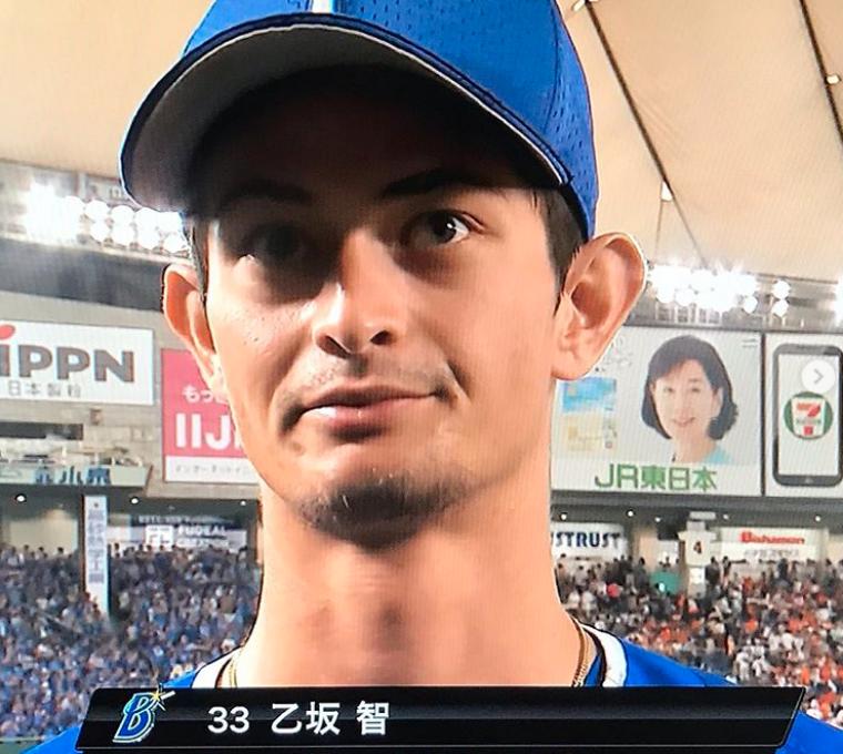 乙坂智はハーフで超イケメンで父親はアイスホッケー選手1