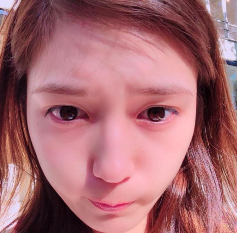 川口春奈すっぴん33