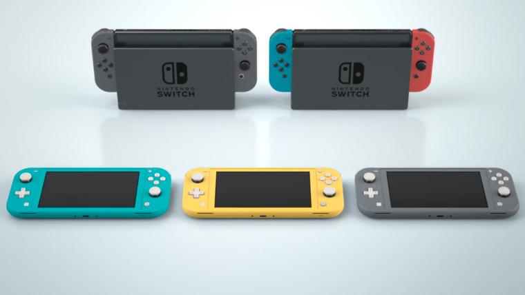 スイッチ新型の違いはサイズの大きさ