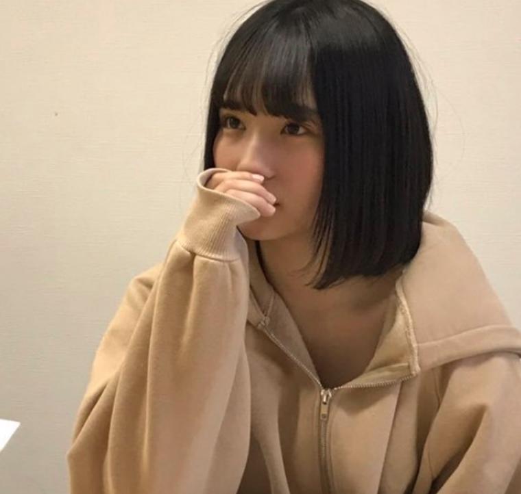 矢作萌夏の可愛いすぎるすっぴん画像48