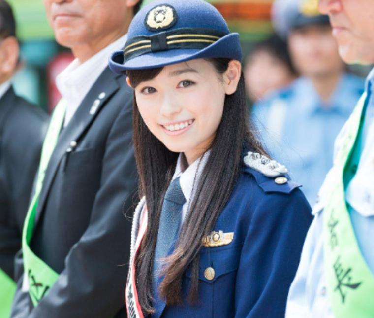 福原遥の警察署長がかわいい2