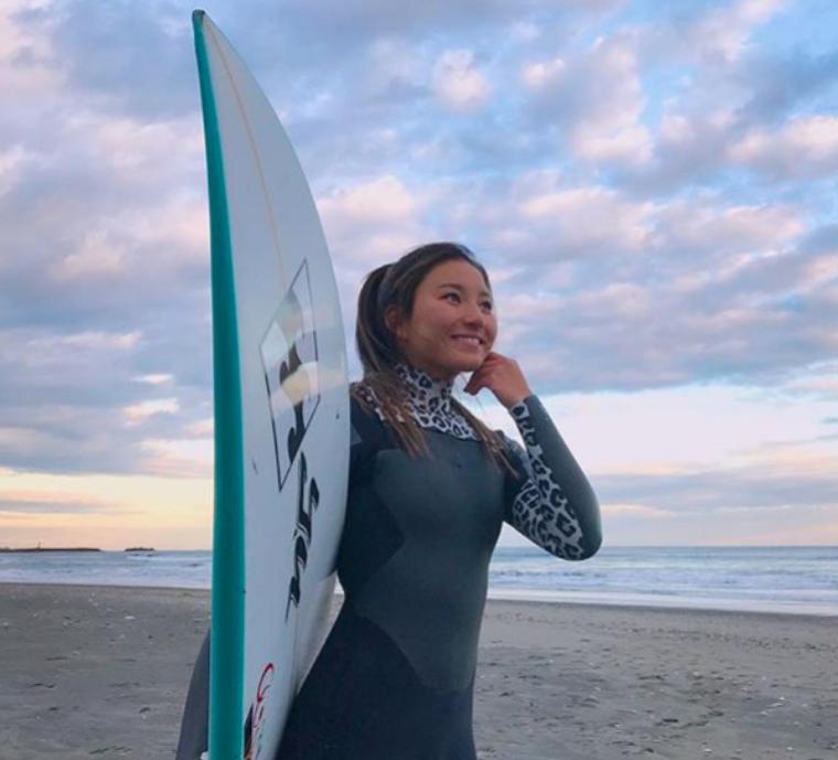 松田詩野がかわいい!茅ヶ崎出身で高校やサーフィンの経歴13