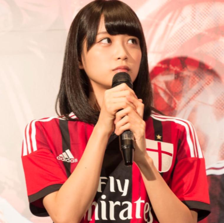 深川麻衣のサッカーのかわいい画像3