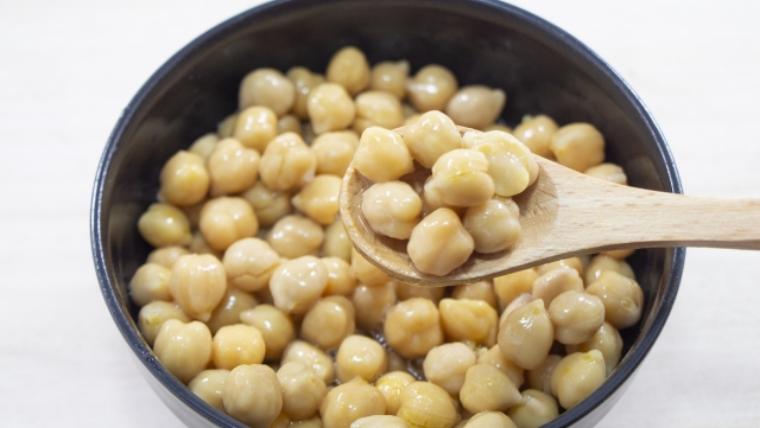 ひよこ豆の栄養成分と糖質量は3