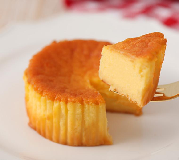 セブンイレブンのバスクチーズケーキ1