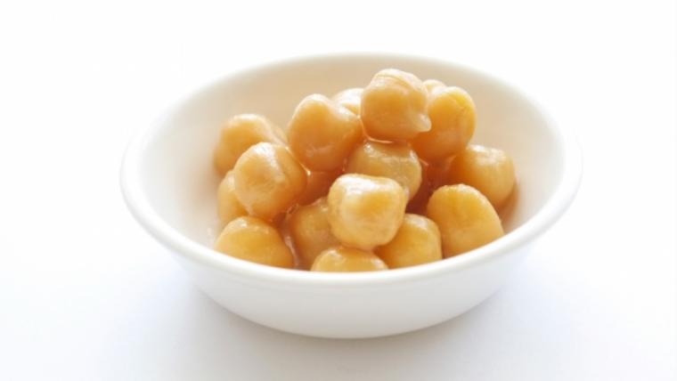 ひよこ豆の栄養成分と糖質量は2