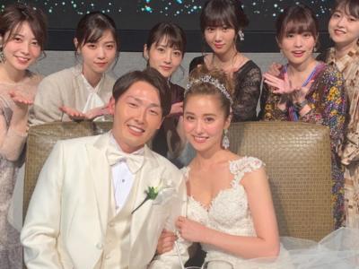 衛藤美彩さんと源田壮亮選手が結婚式をあげたグランドアハイアット00