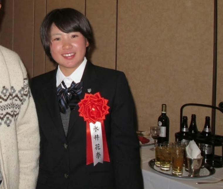 永井花奈の超かわいい画像集!私服姿がマジで可愛すぎてヤバい21