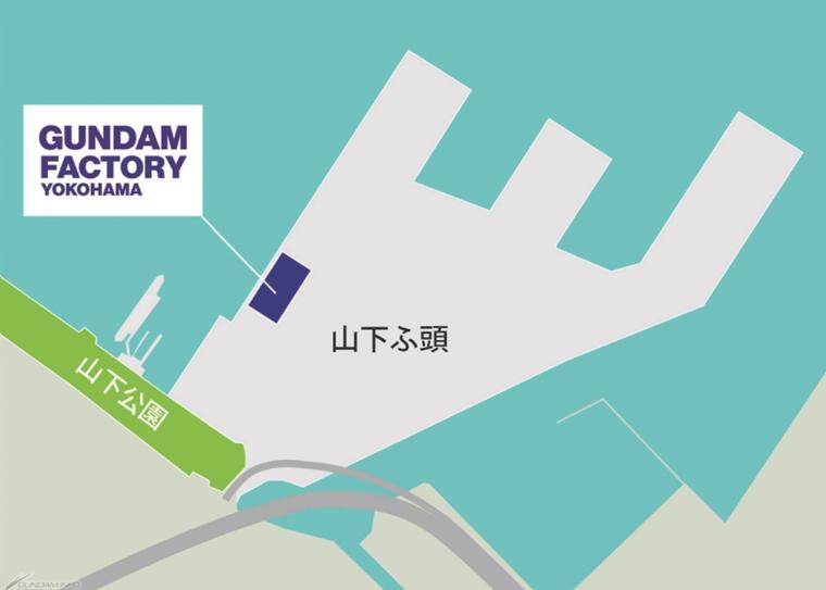 【実物大】ガンダムは横浜のどこ?いつからオープンでチケットは01