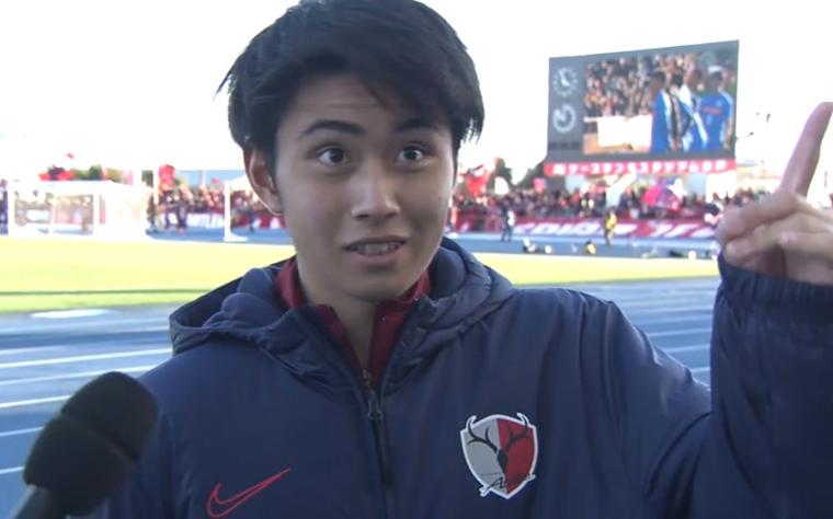 荒木遼太郎の笑顔が超かわいい!顔面偏差値が高すぎてヤバい03
