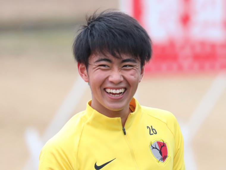 荒木遼太郎の笑顔が超かわいい!顔面偏差値が高すぎてヤバい01